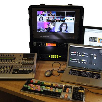 videoregie voor webcasting
